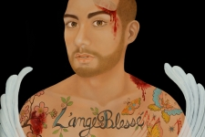 'Wounded Angel' (L'Ange Blesse)
