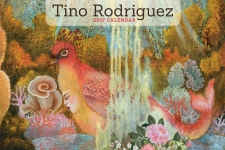 Tino Rodriguez 2017 Calendar Get it now at www.pomegranate.com